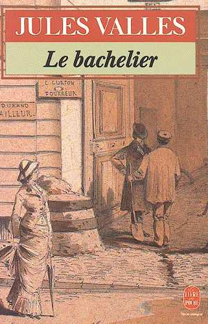 Le bachelier - Livre de Jules Vallès